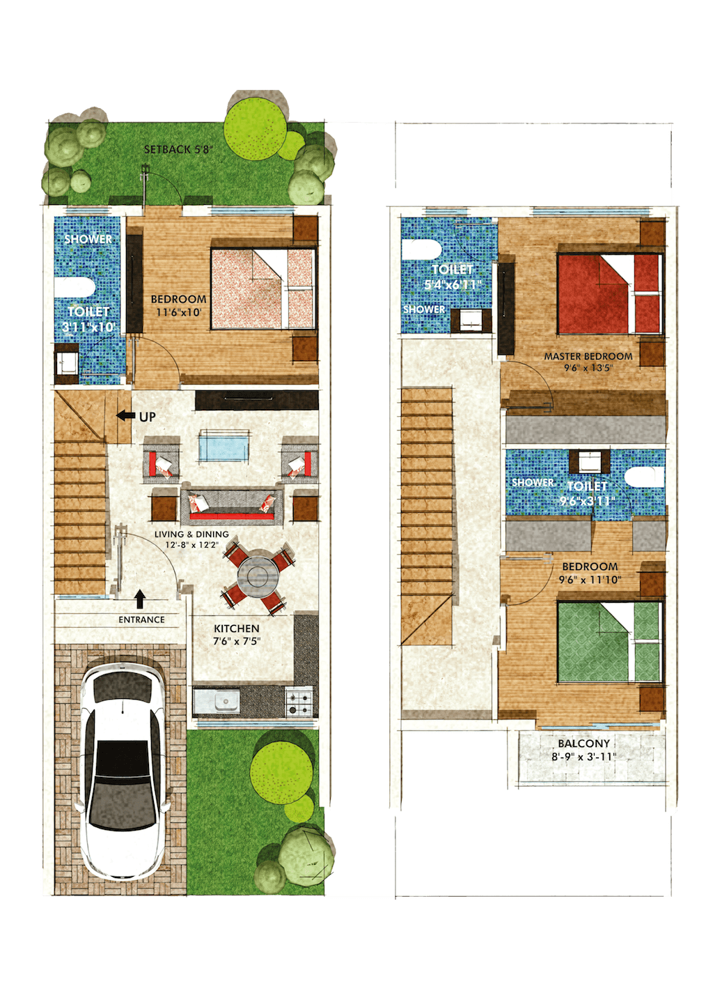 Iris 3bhk Affordable Villas In Omr Chennai